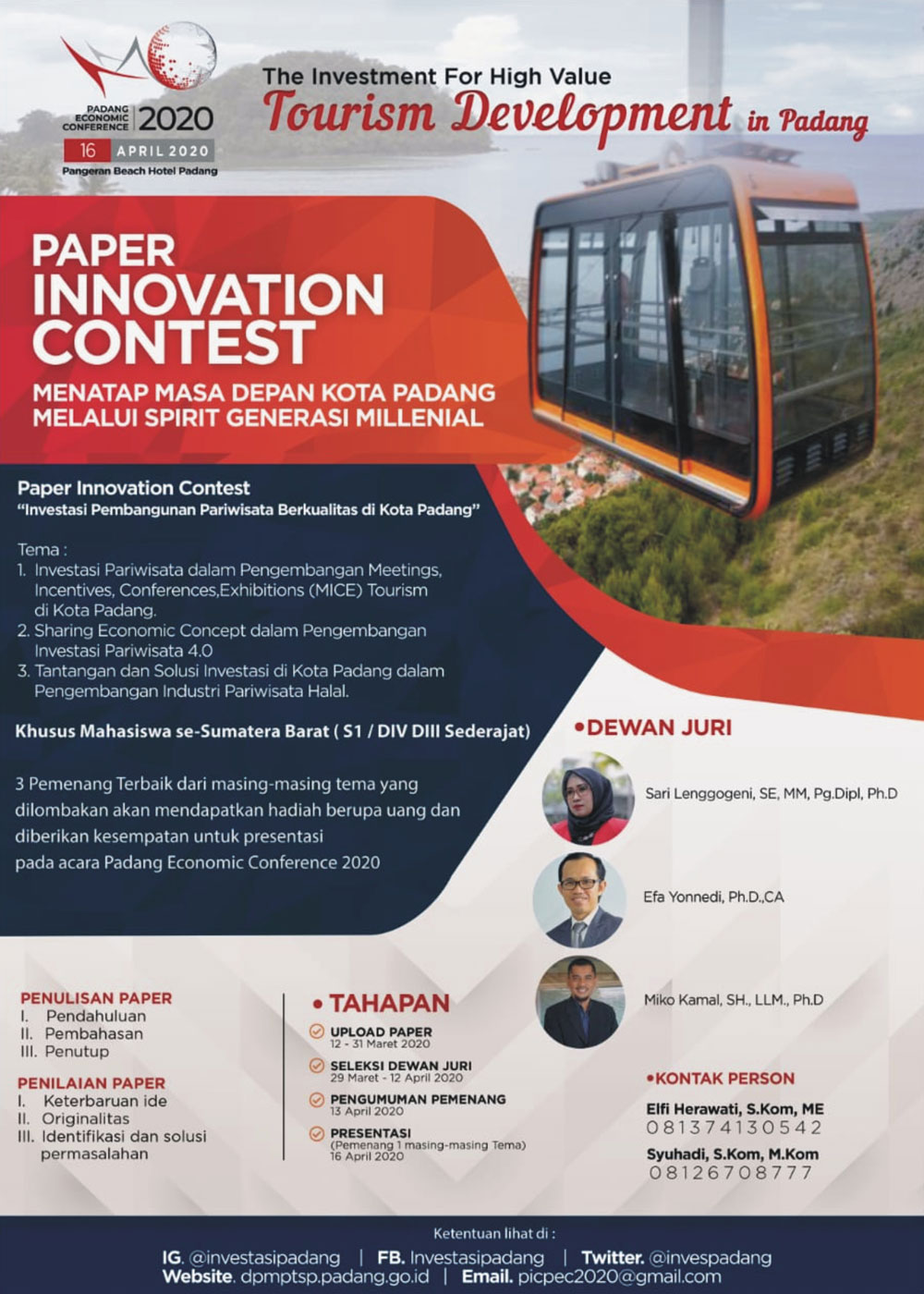 Paper Innovation Contest